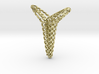 YOUNIVERSAL Structured Airy, pendant 3d printed