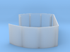 1/96 40mm Twin Midships Tub 3d printed