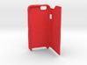 Iphone6 pokeball / pokedex case 3d printed
