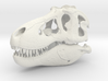 Museum quality T. rex skull - with moving jaw 3d printed