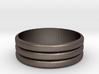 Triplo anello 3d printed