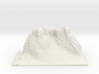 Mount Rushmore 31mm 3d printed
