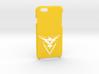 Iphone 6/6S Team Instinct Case  3d printed