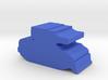 Game Piece, Militia Light Tank 3d printed