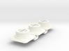 Modern Sewer Grate x3 Batch 3d printed