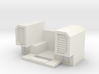 Menasor Shoulder Vents 3d printed