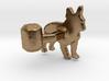 French Bulldog Cufflink 3d printed