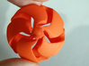 SUPERB Spinning Top 3d printed