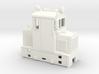 Freelance model shunter  On18 1/48 9mm 3d printed