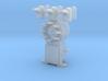 Dwarf B&O CPL w/Upper Spd Lamps(1) - HO 87:1 Scale 3d printed