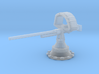 Browning M9 on PT boat mount 1/96 3d printed