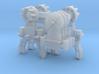 Dwarf B&O CPL-LowerrSpdLamps-GndBrkt(3) - HO 87:1 3d printed