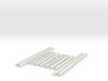 60 Foot Wide Shed Endwalls And Braces 3d printed