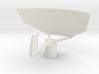 1/72 Scale SPS-12 Radar 3d printed