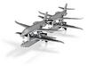 1:400 - Cessna Latitude [x4] 3d printed