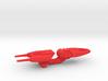 Breem spaceship 3d printed