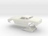 1/16 Outlaw Pro Mod Karmann Ghia No Scoop 3d printed