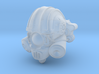 Blacklance Knight Scutarius Head 3d printed
