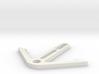 Shoe hanger 3d printed