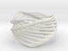 Mila Spiral (size M) 3d printed