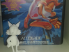 Bubsy 3D could've been a lot better! 3d printed Posing with his own darn videogame.
