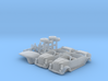 STEYR COMMAND CAR - (2 pack) H0 3d printed