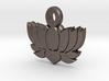 Yoga LOTUS FLOWER Pendant 2 3d printed