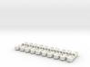 10 pack Handle Extension Locking Blocks 3d printed