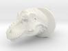Trex Head2 Cufflink 3d printed