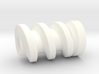 TM02 Gripper Worm Gear 3d printed
