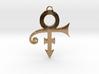 Prince Love Symbol Pendant 3d printed
