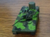LVKV 90a 3d printed In picture is model with scale 1/100. Painted and picture taken by client.
