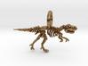 Tyrannosaurus Skeleton Pendant 3d printed