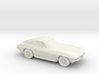 1/96 1963 Corvette Stingray 3d printed