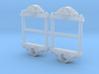1:32 Plain Axlebox Assembly 3d printed
