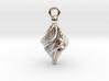 Rhomboidal Earring Twisted 3d printed
