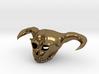 Demon Skull 3d printed