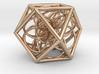 Flower Cube 3d printed