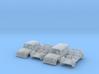 SET 2x AWZ P70 Zwickau (N 1:160) 3d printed