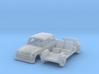 AWZ P70 Limousine (TT 1:120) 3d printed
