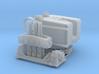 HMAS Swan 1-48 4.5 And Limbo. 3d printed