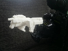 """""""Zonefinder"""" RESIZED 5mm post 3d printed Image by Remko. Weapon wielded by Shadow Emissary Hexatron."""