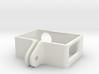 GoPro Frame Hero 4 Crea 3D 3d printed