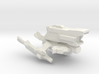 Interplanetary Tiger Spaceship 3d printed