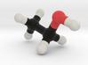 Alcohol / Ethanol Molecule Model, Small 3d printed