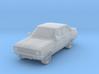 1:87 escort mk 2 4 door rs square headlights hollo 3d printed