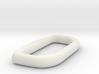 Upper Rocketeer Buckle - Ring 3d printed