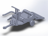 NEW!!! 1:160/N-Scale Bale wrapper 3d printed
