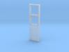 MOF Red Barn Office Door - 72:1 Scale 3d printed