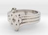 Quantum Wave Ring 2 3d printed